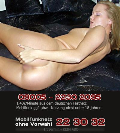 Telefonsex mit Anal-Ludern