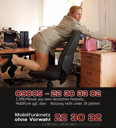 Frauen und Sex am Arbeitsplatz
