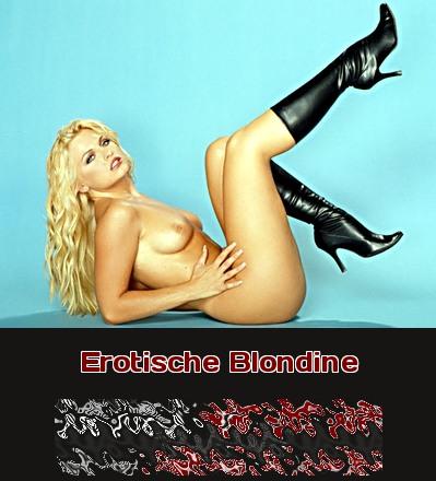 Blondinen sind auch beim Telefonsex besonders erotisch