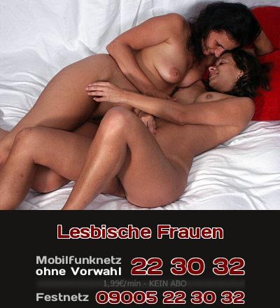 Telefonsex mit versauten Lesben