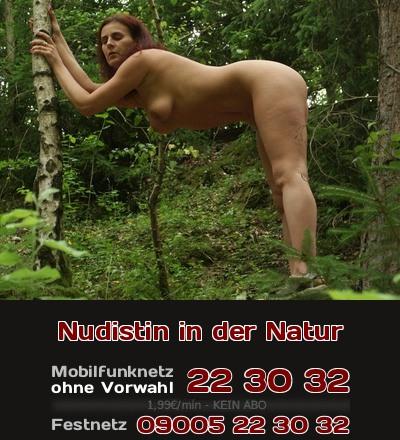 Nudisten ficken sich gern beim FKK in der Natur
