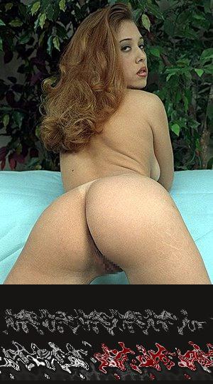 Telefonsex-Fantasie: Ich träume vom analen Vergnügen im Arsch besondersn gern draußen in meinem Garten.
